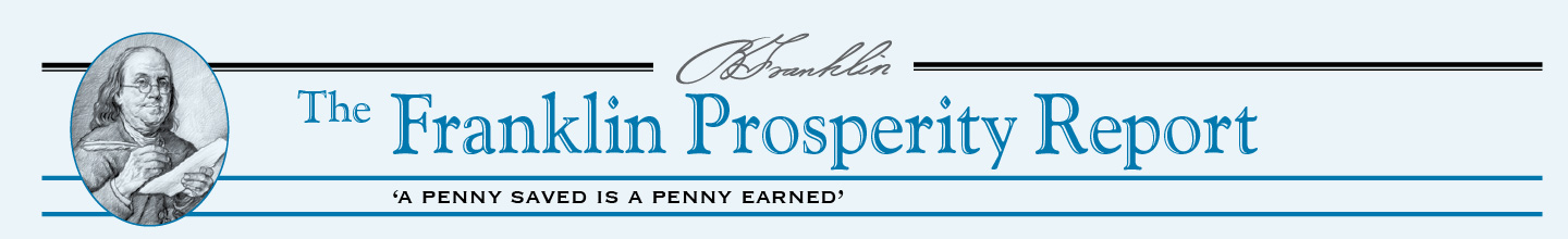 Franklin Prosperity Report Banner
